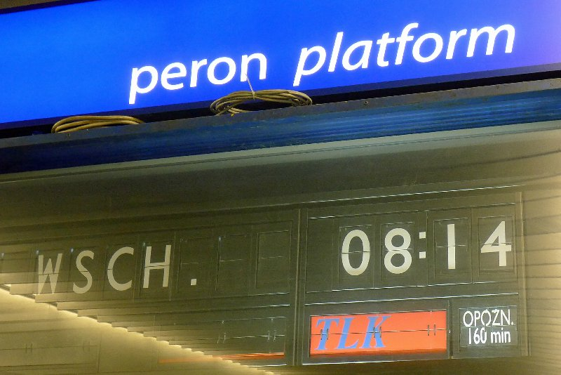 integracja w pociągu