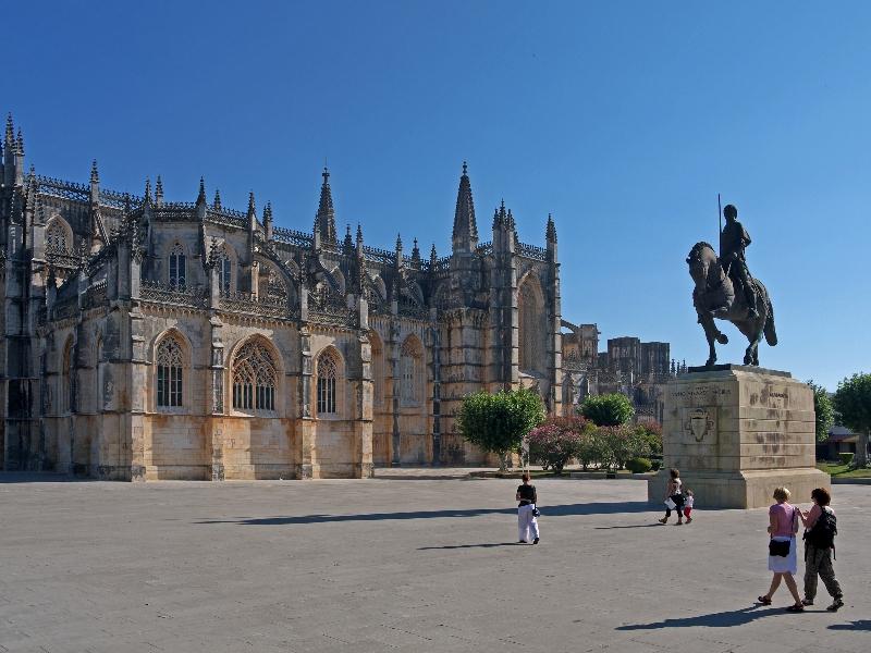 Batalha najciekawsze miejsca w Portugalii