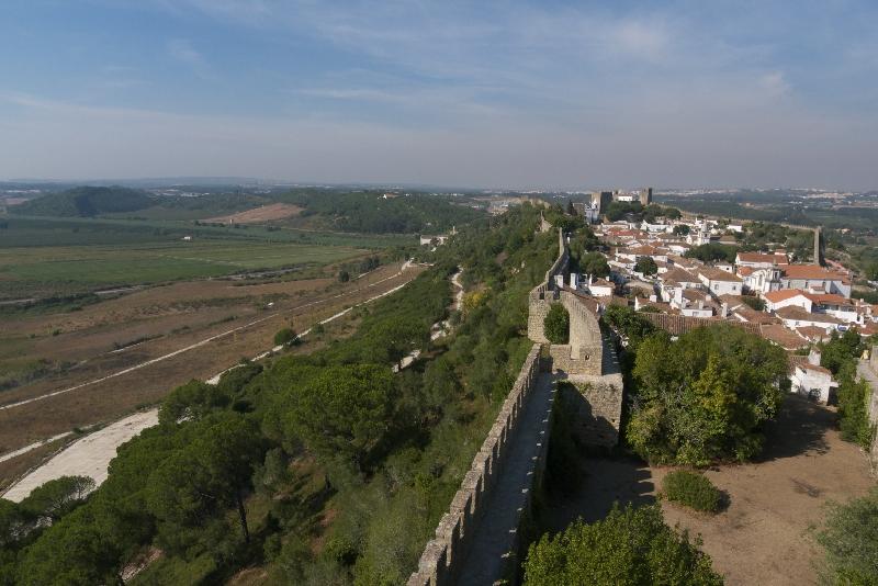 Najciekawsze miejsca w Portugalii - Obidos