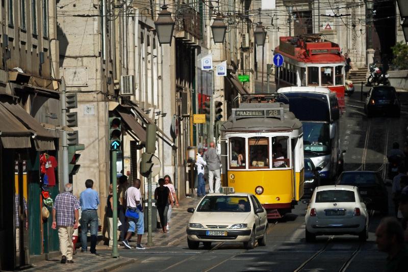 Najciekawsze miejsca w Portugalii - Lizbona