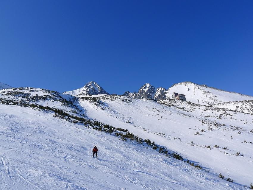 najgorszy narciarz