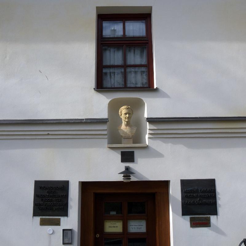 Dom Vinceza Vincenz Priessnitz'a