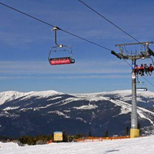 Czeskich ośrodków narciarskich czar – Karkonosze Wschodnie