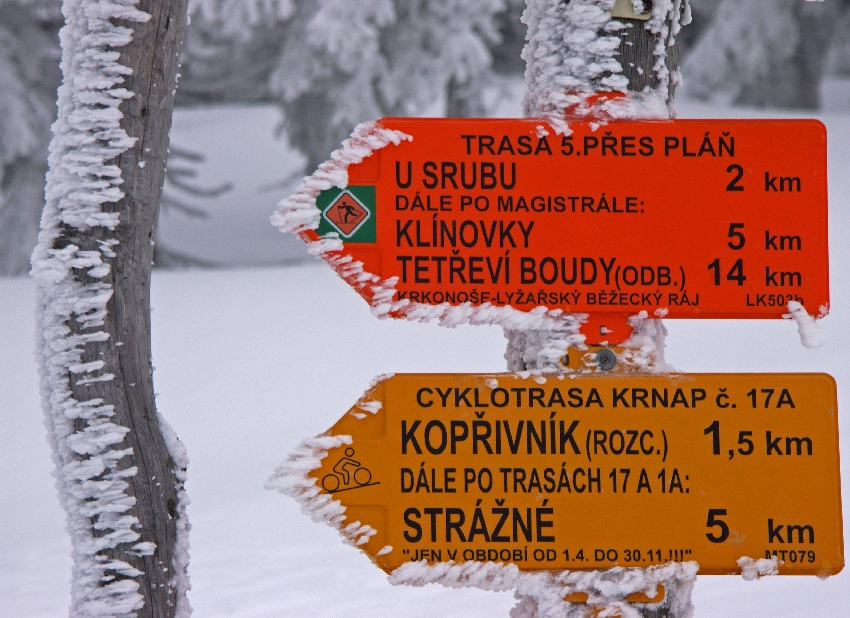 Nie tylko Szpindlerowy Młyn - narty w Czechach