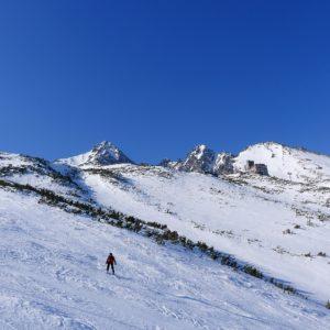 Spotkani na stoku narciarskim. Część 2