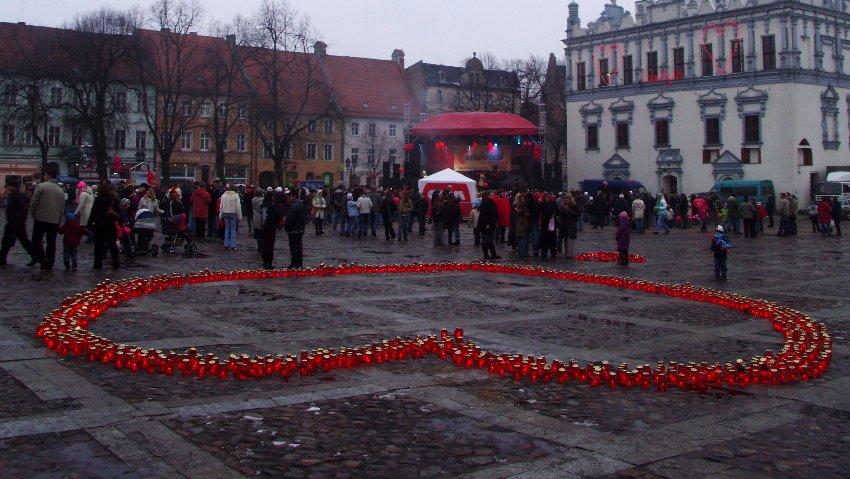 Walentynki w Chełmnie