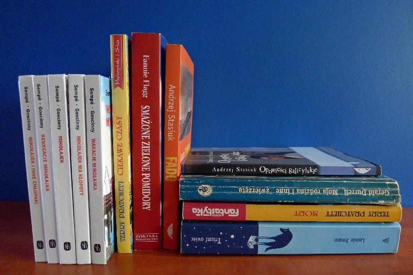 Pasja pisania, pasja czytania