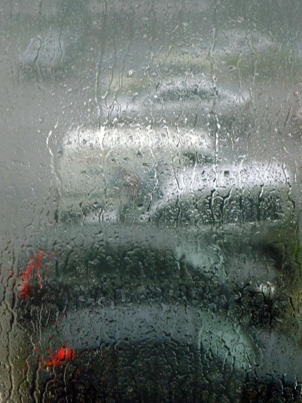 Deszcz w Lodzi fot.: Dawid Lasocinski