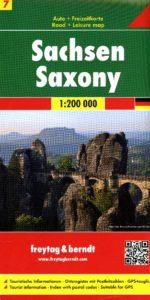 Najlepsza mapa Szwajcarii saskiej, jak i czeskiej, jaka dostałem w Polsce