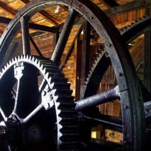 Przed wiekami był tutaj przemysł…