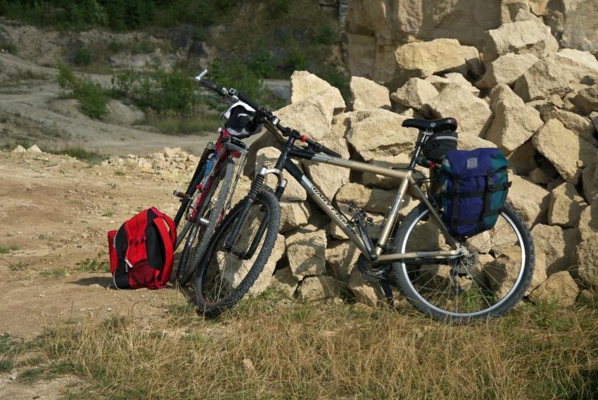 rowery i sakwy