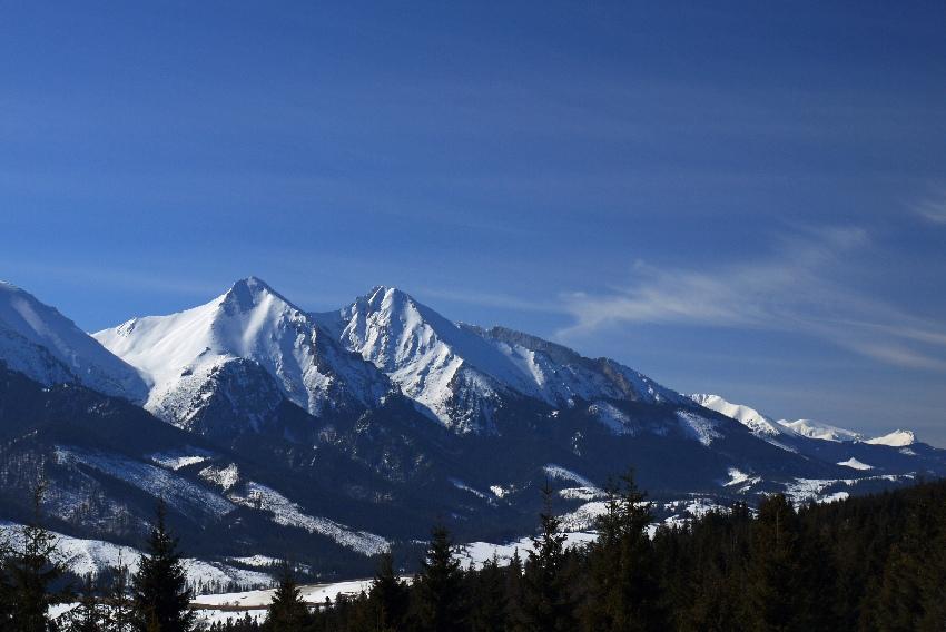 Słowacja na narty - Ždiar i Bachledova Dolina