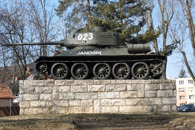 """Czołg """"Janosik"""""""