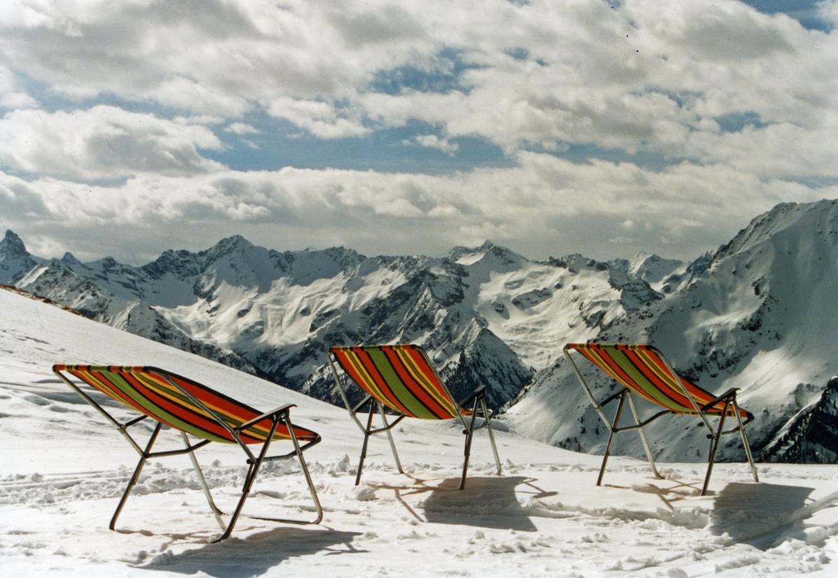 Basia i alpejskie kwiatki, czyli pierwszy wyjazd na narty do Francji