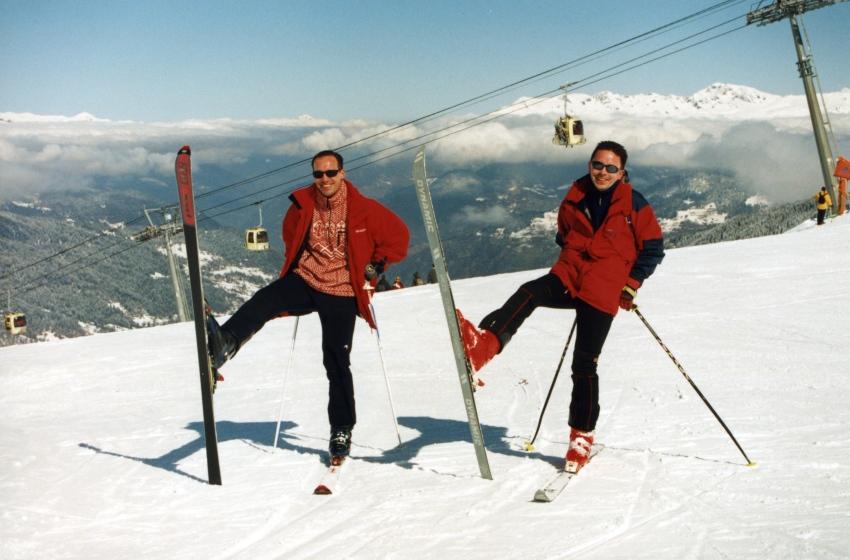 narty do Francji