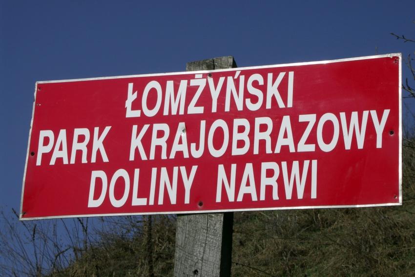 okolice Łomży
