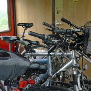 Pociąg do roweru