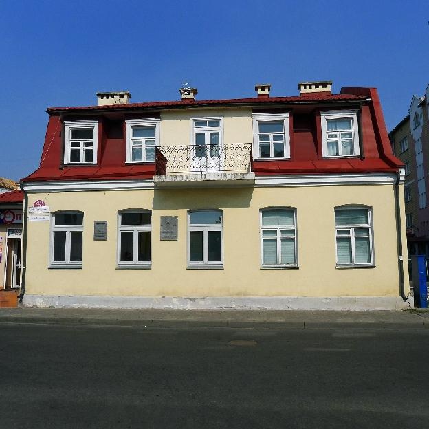 W tym domu mieszkał Ryszard Kapuściński