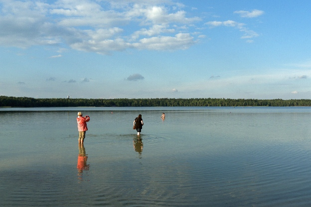 Jezioro Świteź