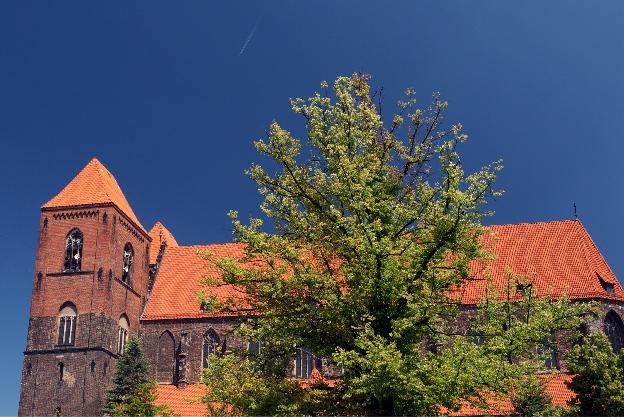 Brzeg. Kościół św. Mikołaja Opolszczyzna