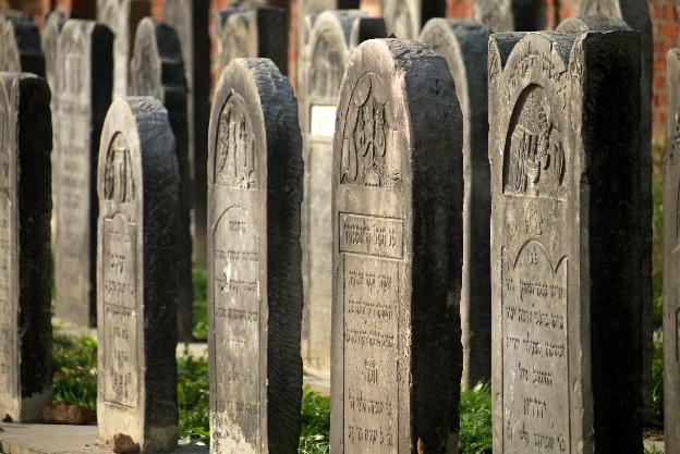 cmentarze lodzkie fot.: Dawid Lasocinski