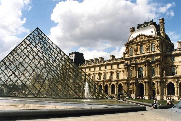 Louvre_11 Paryż
