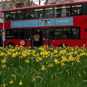 Londyn, czyli jak Unia Europejska zasponsorowała zwiedzanie stolicy Anglii