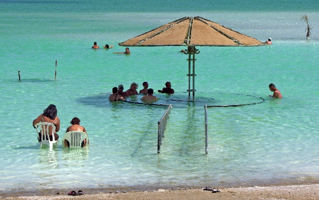 Morze Martwe, Dead See, Izrael