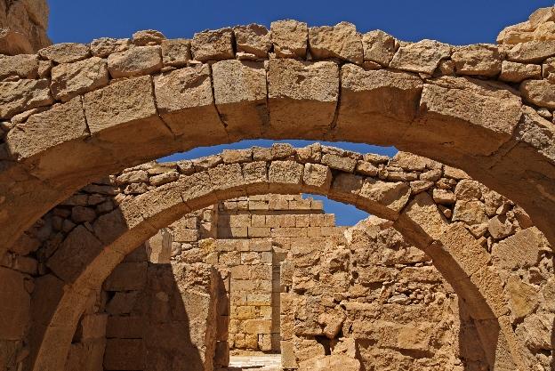 Mamszit, UNESCO, Nabatejczycy, Izrael