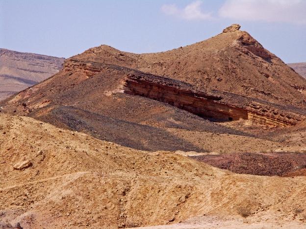 Negew, pustynia, Izrael
