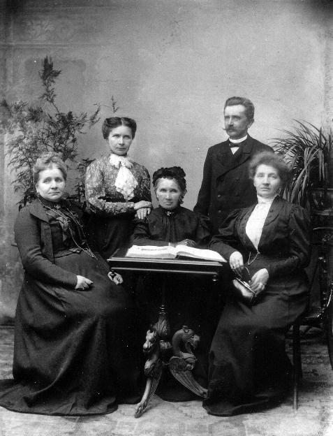 koligacje rodzinne