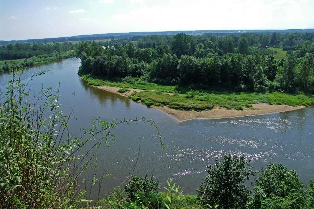 rzeka Bug Podlasie
