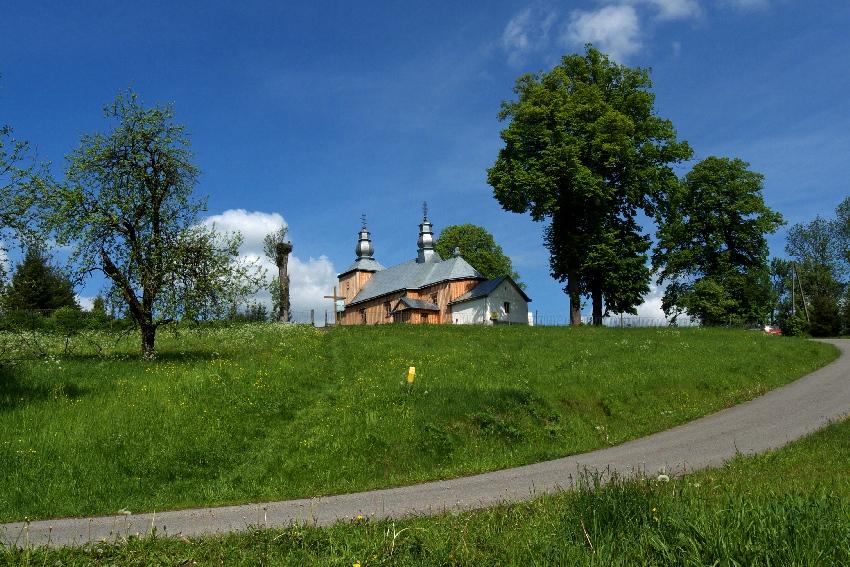 Siemuszowa cerkiew