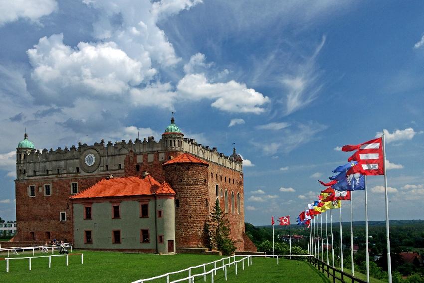 zamek Golub-Dobrzyn