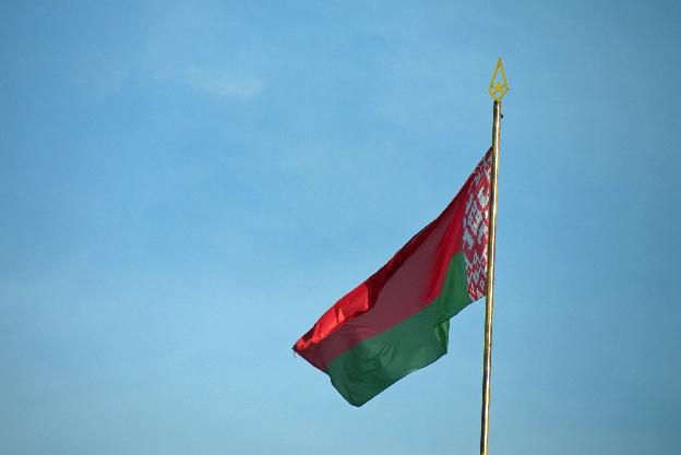 flaga Bialorusi