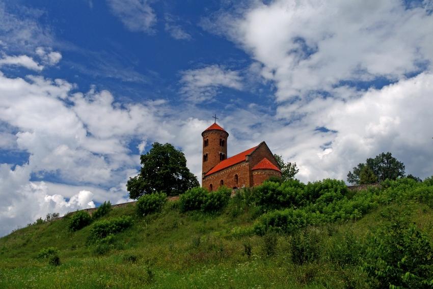 Kościół św.Idziego w Inowłodzu