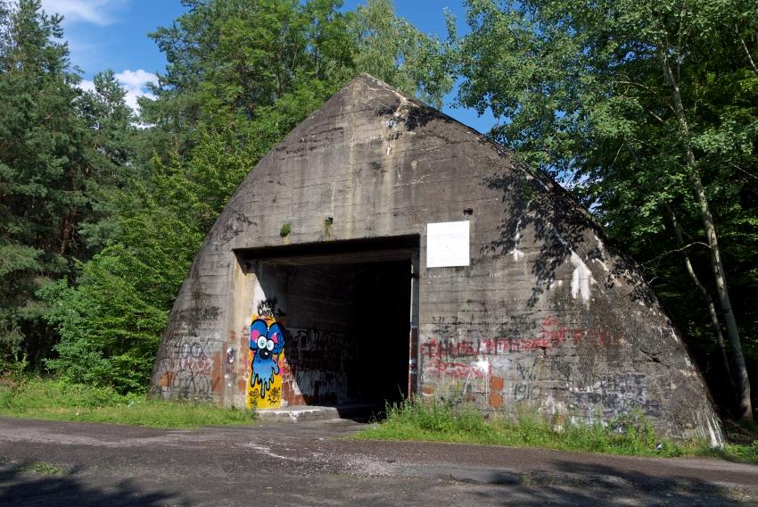 bunkier Jeleń