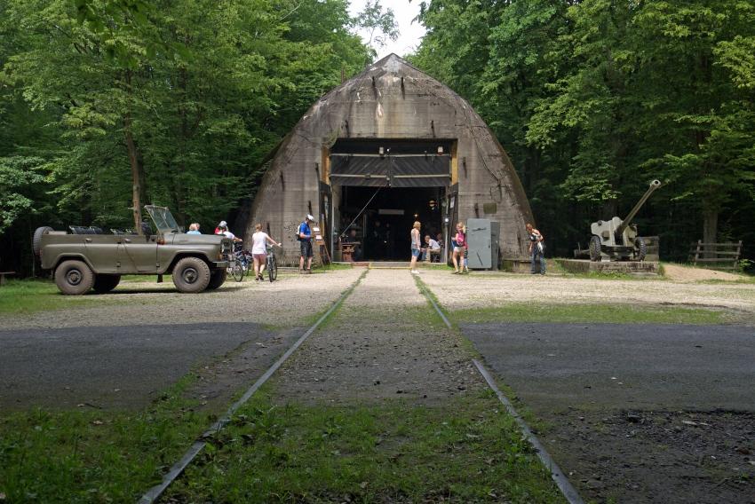 Konewka bunkier