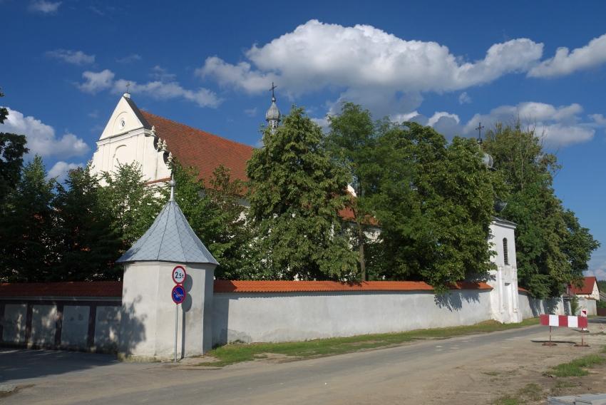 smardzewice klasztor
