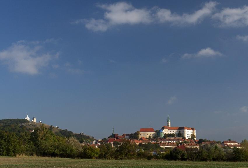 Panorama Mikulova