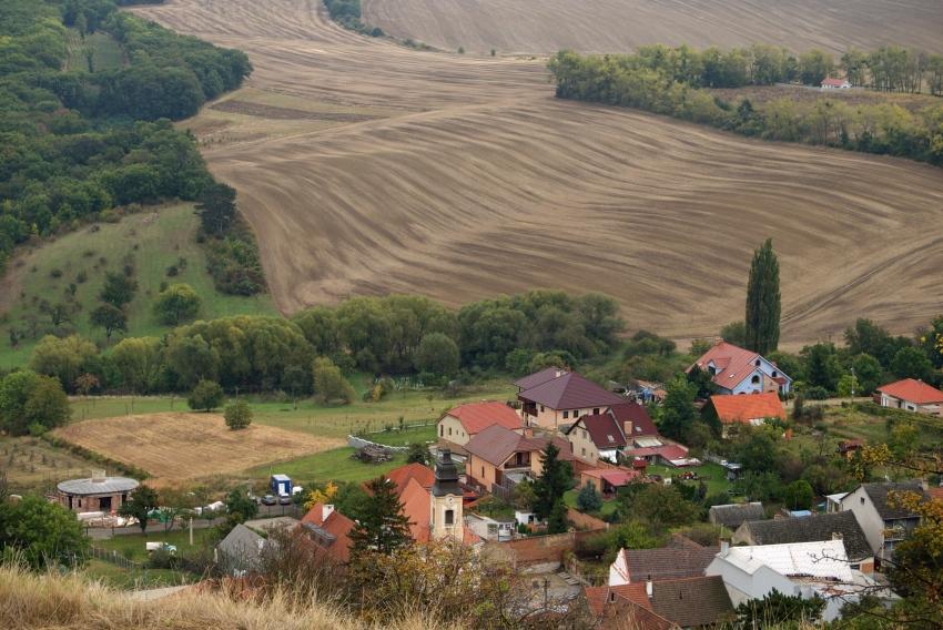 krajobraz Moraw