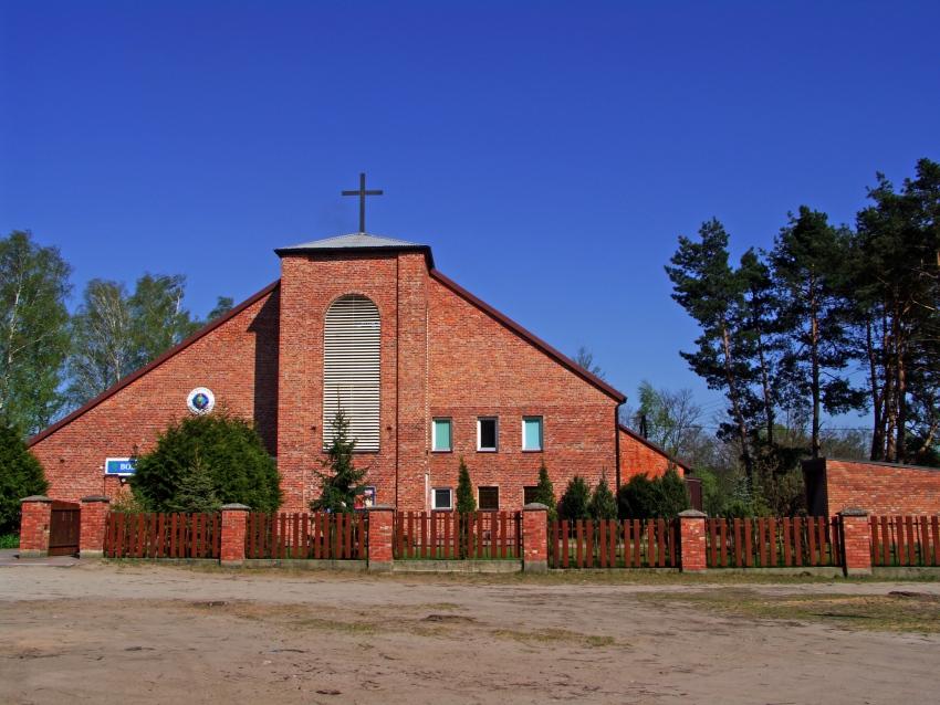 kosciol w Toporowie