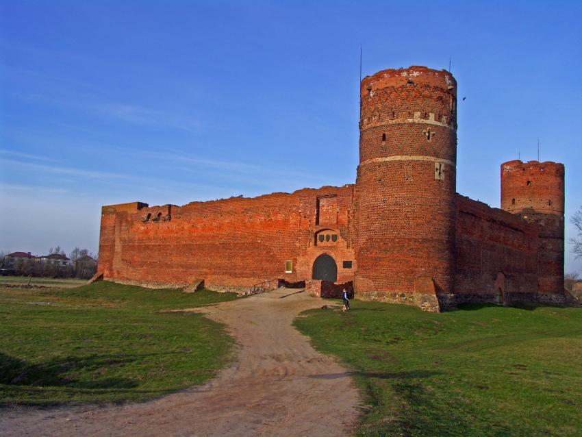 ciechanow zamek
