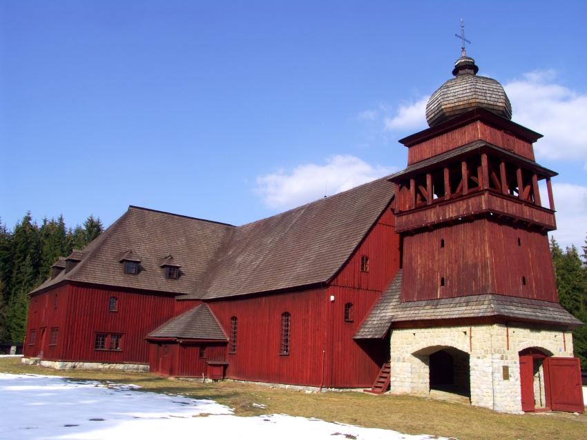 Święty Krzyż - kościół artykularny
