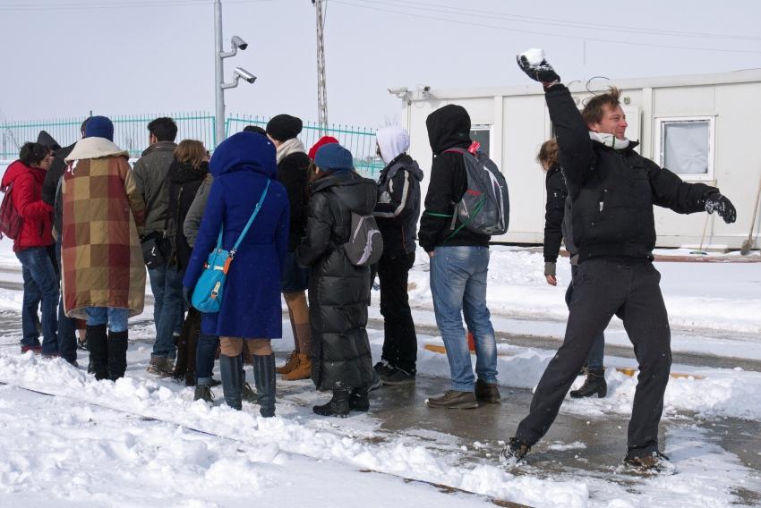 bitwa na sniezki