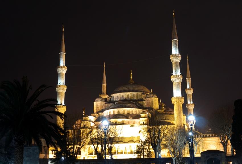 Błękitny meczet (Blue Mosque)