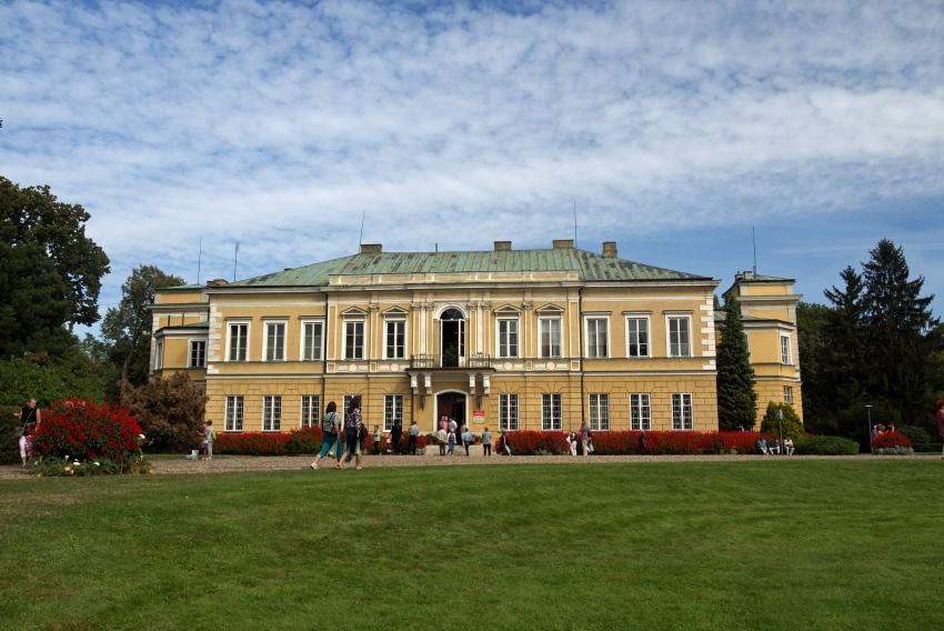 Pałac Prymasowski w skierniewicach
