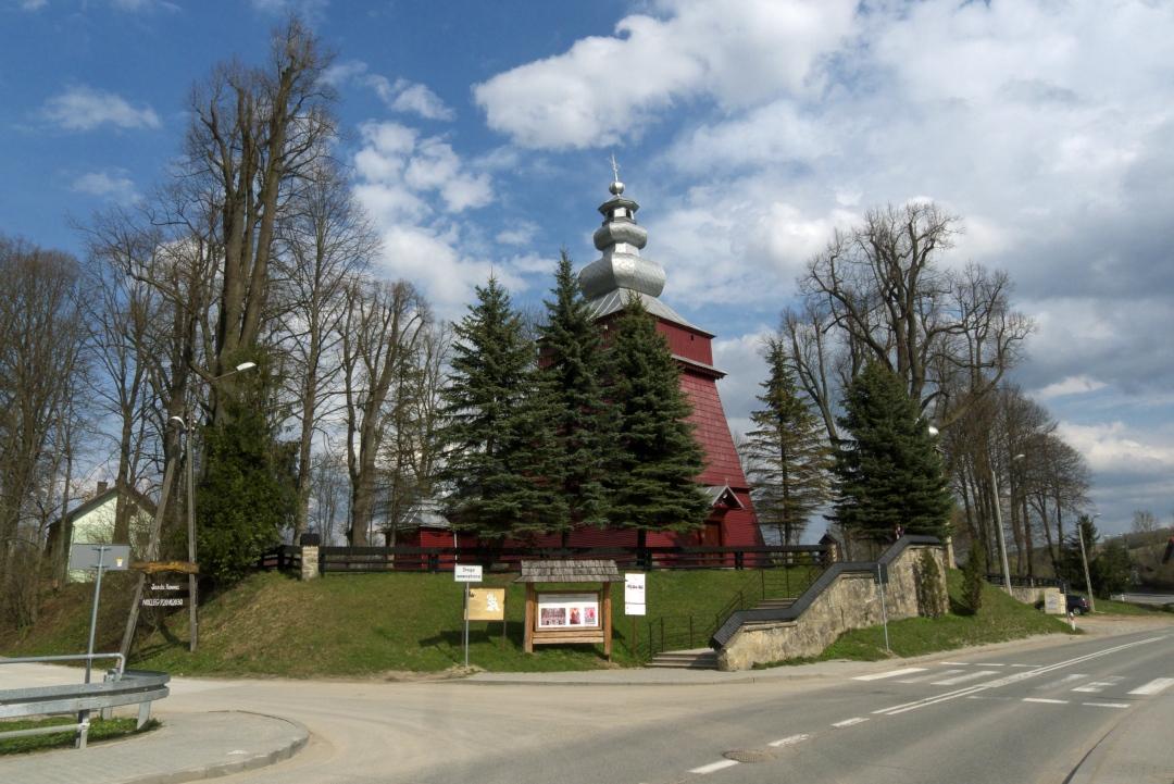 cerkiew Tylicz