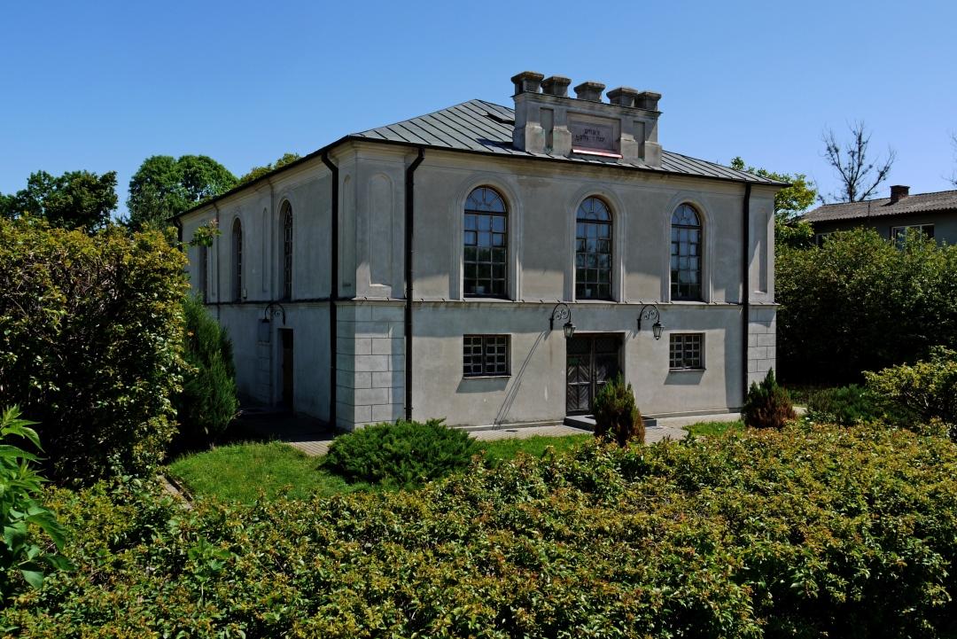 Synagoga Wojsławice - długi weekend bez tłumów