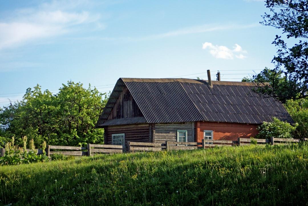 Białoruś wieś